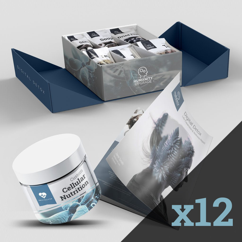 Digital Detox Vitality Kit (x12)