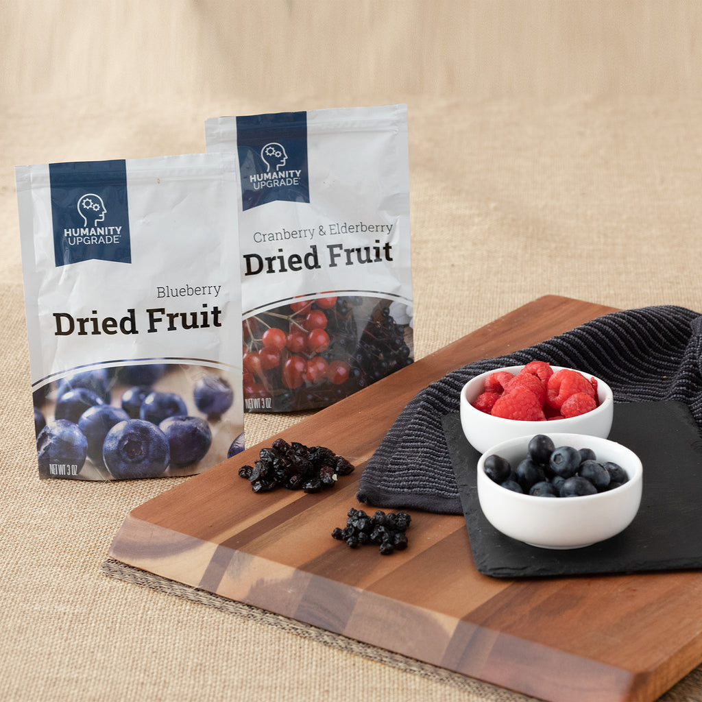 Dried Fruits Variety 2-Pack