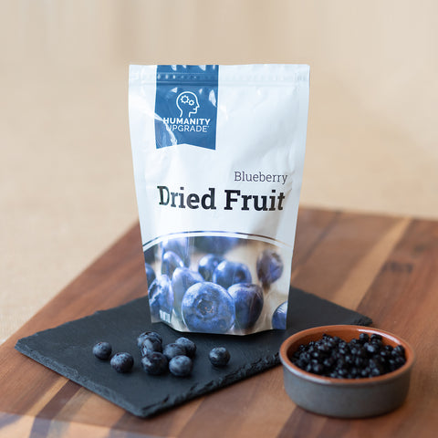 Blueberry Dried Fruit 3-Pack