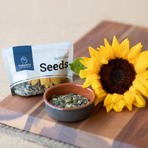 Sunflower Seeds 3-Pack