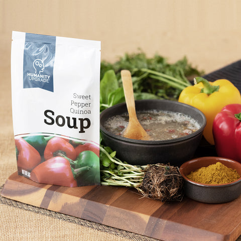 Sweet Pepper Quinoa Soup 3-Pack