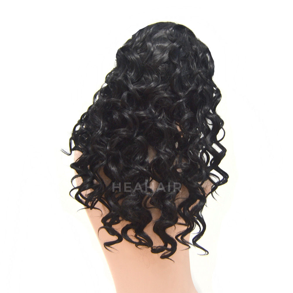 Loose Wavy Synthetic Lace Front Wig HS6054