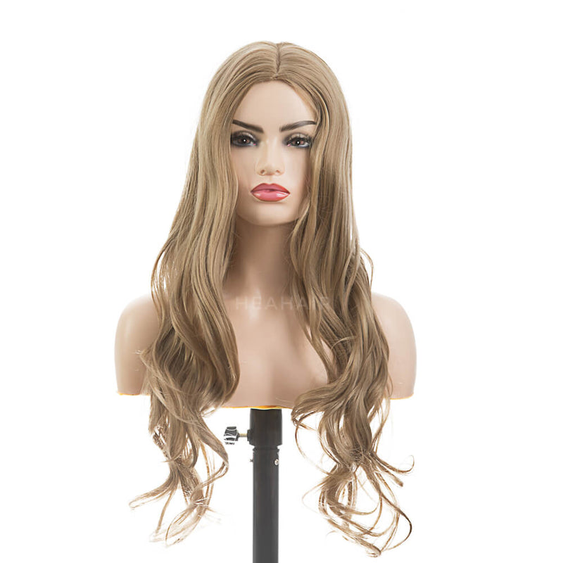 HEAHAIR Blonde Wave Synthetic Capless Wig HSC7076