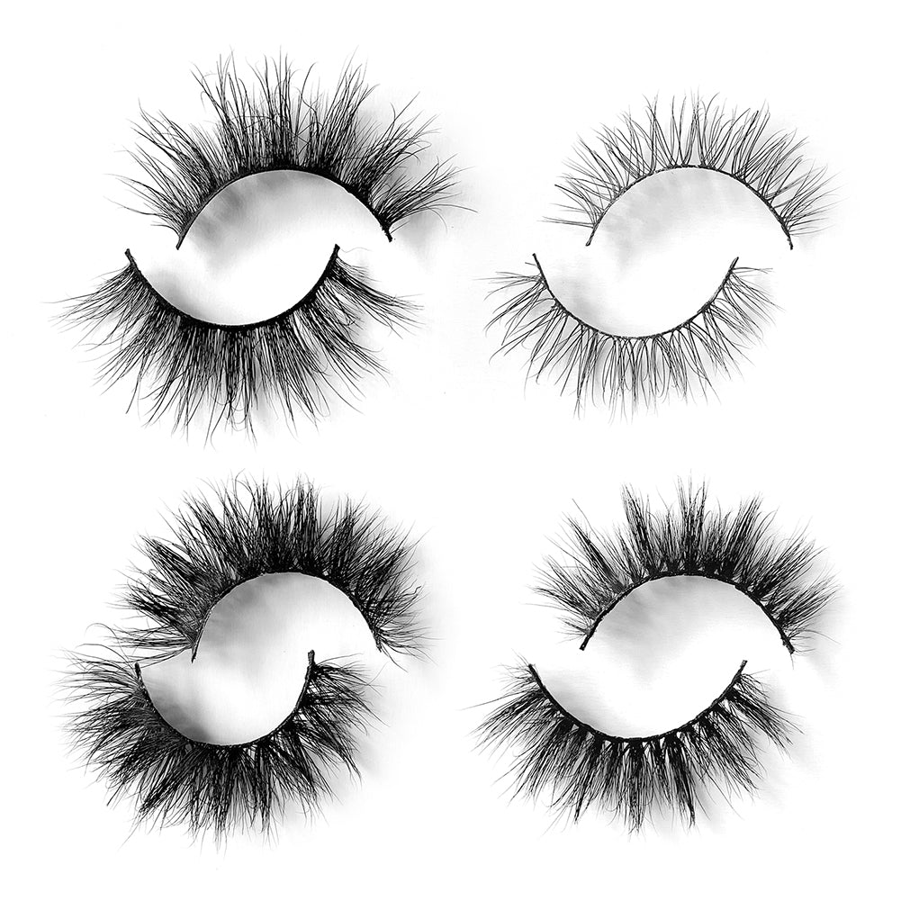 3D Mink Eyelashes -Aquarius