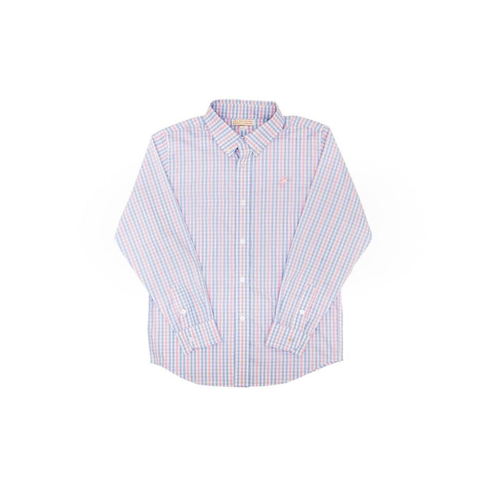 Deans List Dress Shirt Sir Proper Signature Plaid