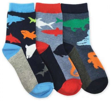 Water Animal Crew Socks