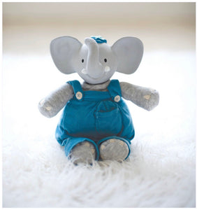 Alvin the elephant plush toy