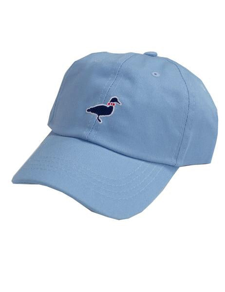 Light Blue Cotton Hat