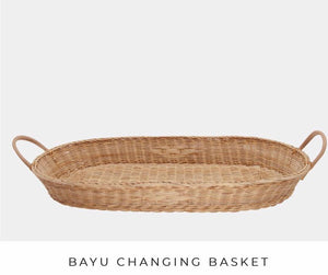 Bayu Changing Basket
