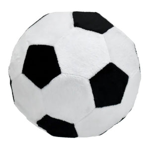 Soccer Ball 3D Slow Rise Pillow