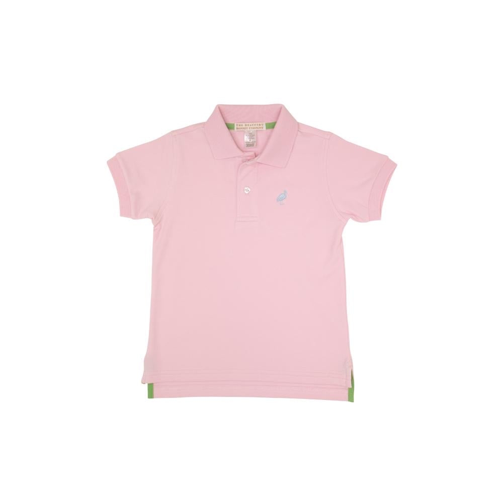 Prim and Proper Polo Palm Beach Pink