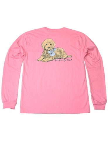 Perfect Pup LS T-shirt