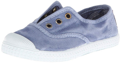 Sneaker Cienta, Washed Denim