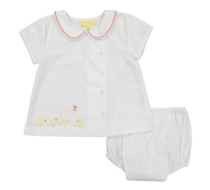 Chick Apron Bloomer Set