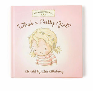 A Pretty Girl Board Book