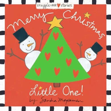 Merry Christmas Little One Book