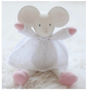 Meiya the mouse plush toy
