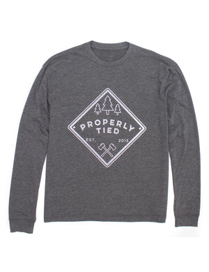 Portland Patch LS Tee