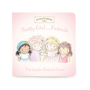 Pretty Girls...Friends: The Inside-Outside Game Book
