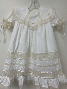 Hazel Dress, White