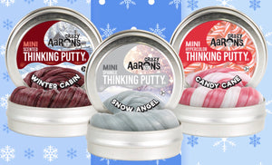 Mini Thinking Putty Holiday