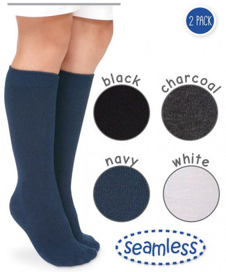 Knee Socks, Navy