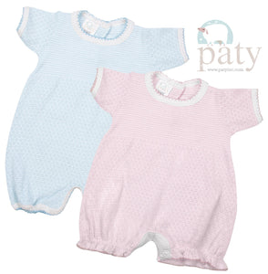 Pink or Blue Short Bubble