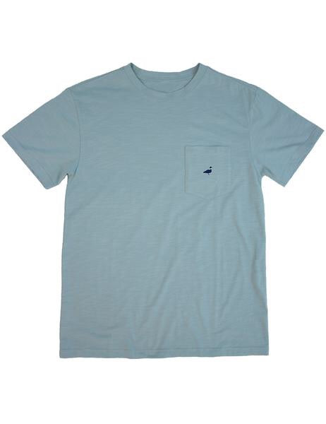 Shore Pocket Tee(multiple colors)