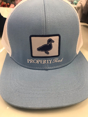 Properly Tied logo hat