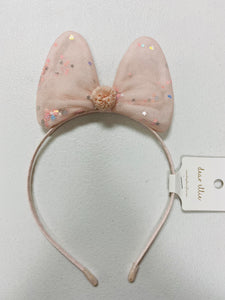 Blush Mini Mouse Bow