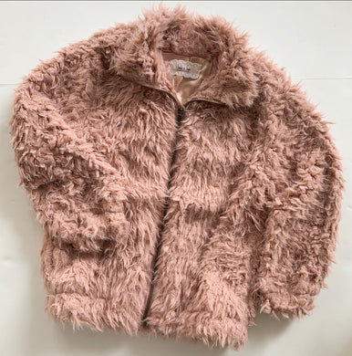 Sure Thing Coat, Dusty Pink