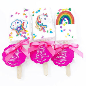 Unicorn Magic Popsicle Bath Fizz