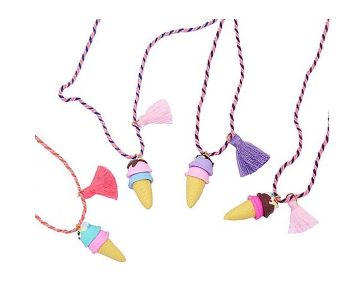 String Necklace (multiple colors)