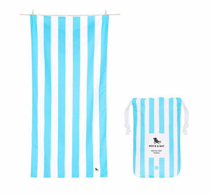 Dock and Bay Towel - Cabana Collection