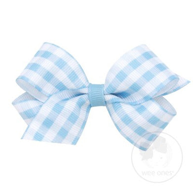 Mini Gingham bows