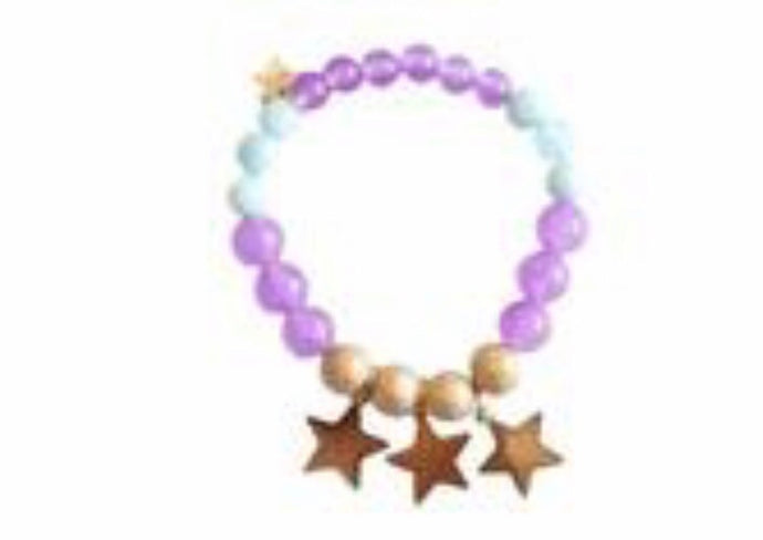 Etta- purple bracelet