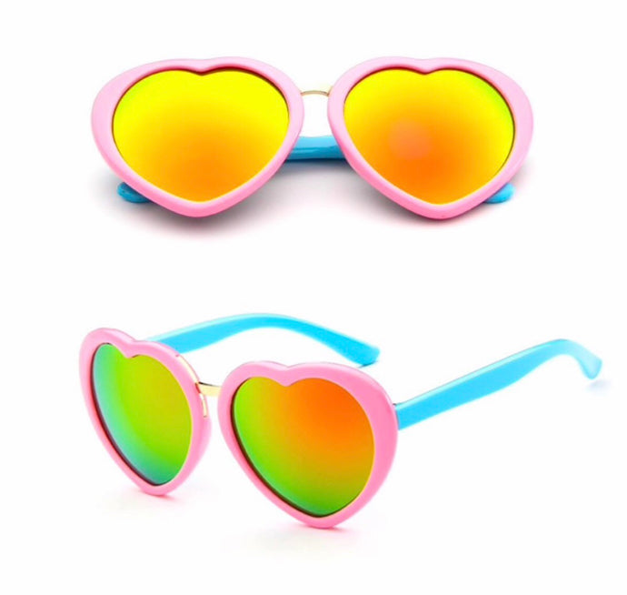Everly - Pink Sunglasses