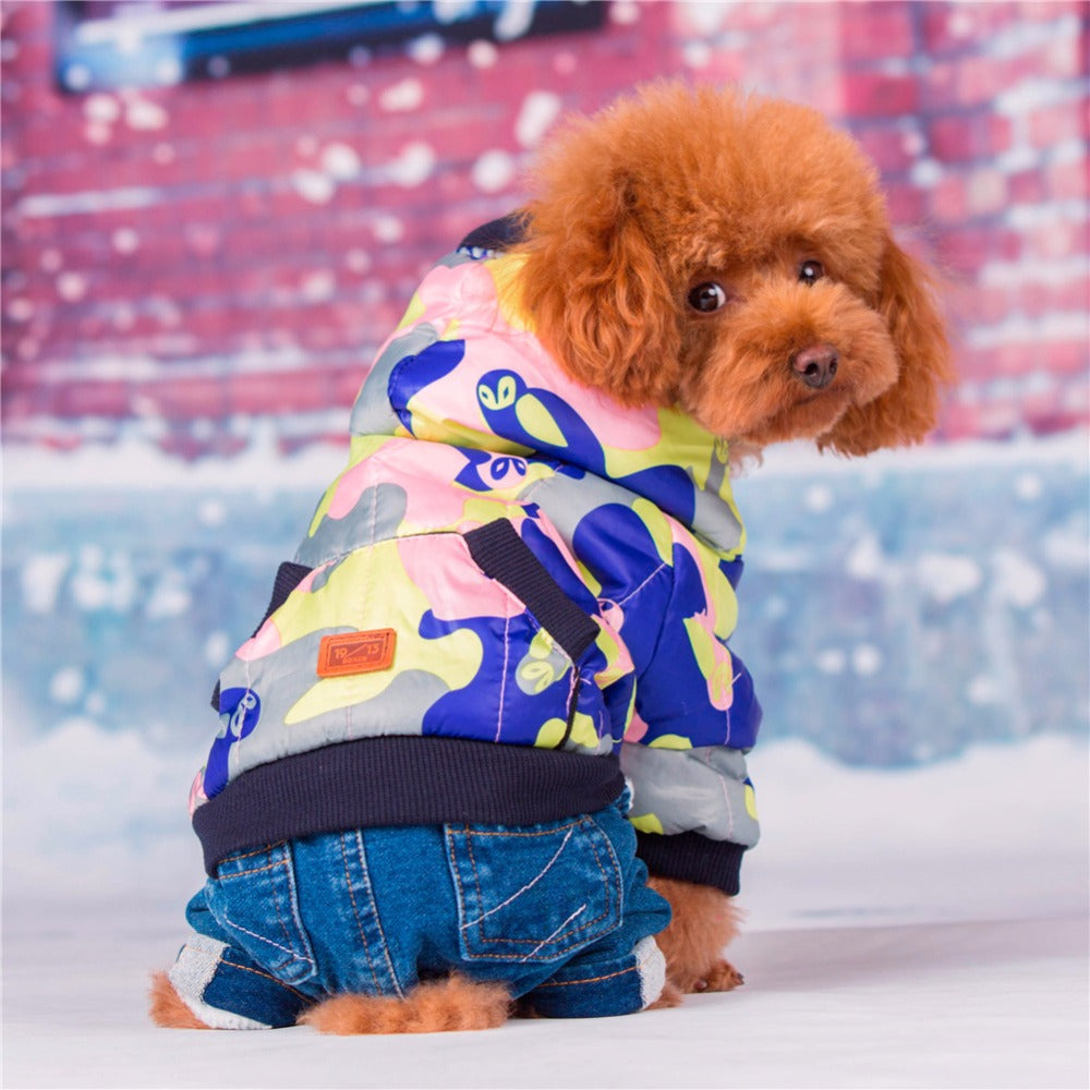 Skiday Wear - Pupdress