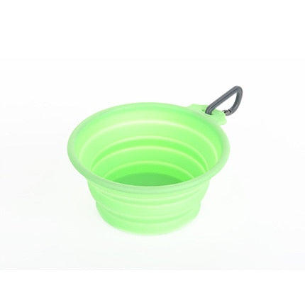 Collapsible Travel Bowl - Pupdress