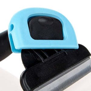 Pet Hair Grooming Brush - Pupdress