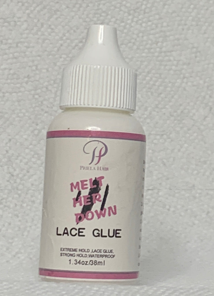 "MELT HER DOWN ""EXTREME HOLD LACE GLUE"""