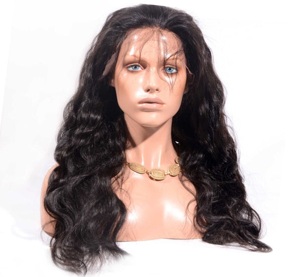 Cambodian Mink Full Lace Body Wave Wig