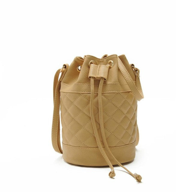 Women Leather Quilted Handbag