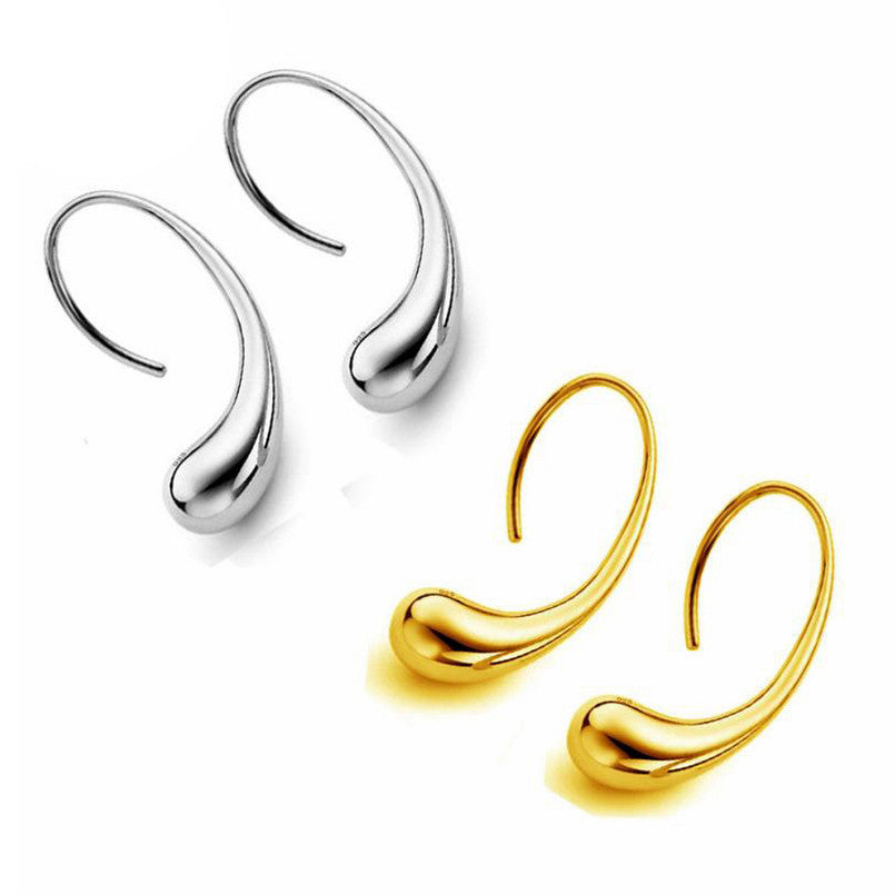 Stylish Sterling Silver Earrings