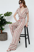 Load image into Gallery viewer, THE WILD PRAIRIE ROSE JUMPSUIT