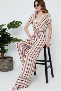 THE WILD PRAIRIE ROSE JUMPSUIT