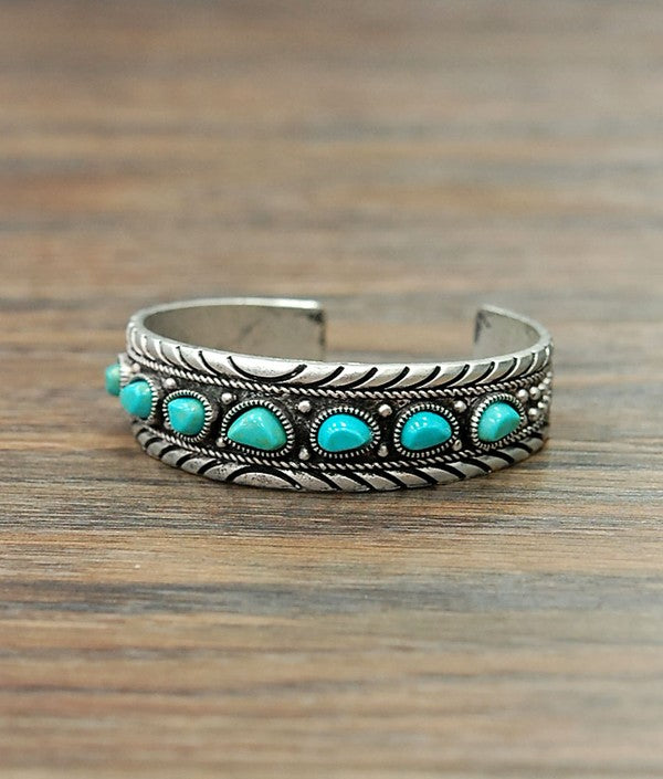THE TALLAHATCHIE CUFF BRACELET