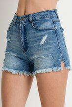 Load image into Gallery viewer, THE HIGH ROAD DENIM SHORTS