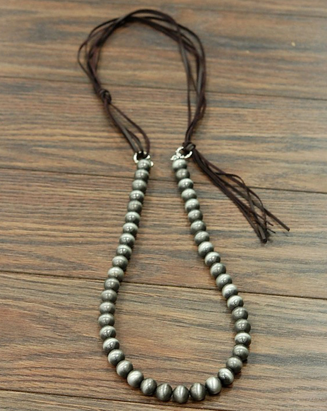 THE TRAVELIN' KIND NECKLACE
