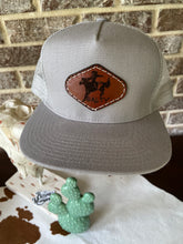 Load image into Gallery viewer, THE SNAPBACK LEATHER PATCH CAP COLLECTION